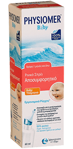 Physiomer Baby Υπέρτονο