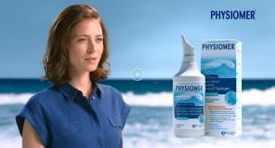 Physiomer: Καθαρή μύτη κάθε μέρα για καλύτερη υγεία!