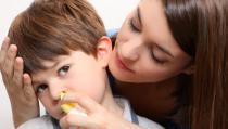 Ρινικός καθαρισμός, ένα ουσιαστικό βήμα για την ευεξία του παιδιού σας