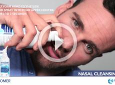 Πως να καθαρίσετε τη μύτη σας.