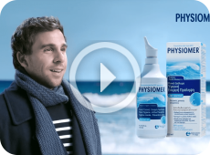 Physiomer: Καθαρή μύτη κάθε μέρα για καλύτερη υγεία φέτος τον χειμώνα!